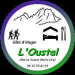 logo Gîte d'étape l'Oustal